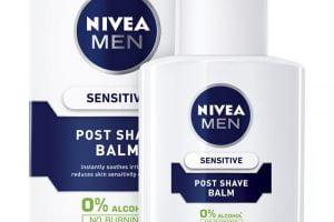 Balsam po goleniu Nivea Men Sensitive