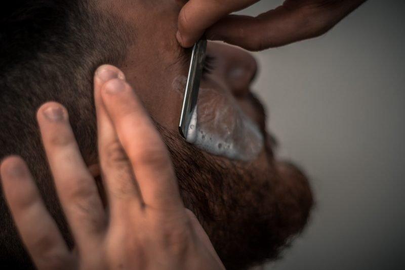 Barger shop - golenie brodu